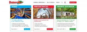 Attractie- en vakantiepark Duinrell