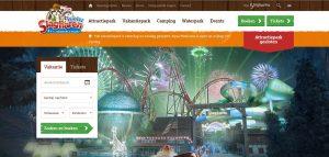 Attractiepark en vakantiepark Slagharen