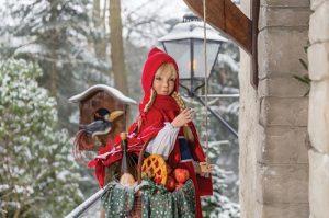 Winter Efteling en het IJspaleis