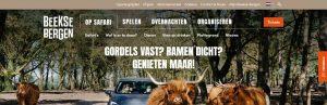 Safaripark Beekse Bergen auto