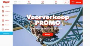 Snelste achtbanen in Nederland
